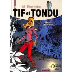 ABAO Bandes dessinées Tif & Tondu intégrale 08
