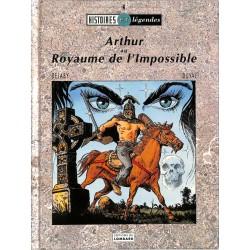 ABAO Bandes dessinées Arthur au royaume de l'impossible