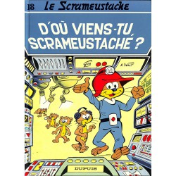 ABAO Bandes dessinées Le Scrameustache 18