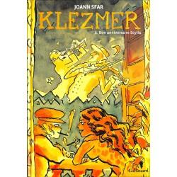 ABAO Bandes dessinées Klezmer 02
