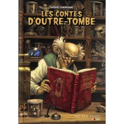 ABAO Bandes dessinées Les Contes d'outre-tombe