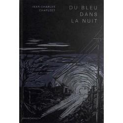 ABAO Romans Chapuzet (Jean-Charles) - Du bleu dans la nuit.