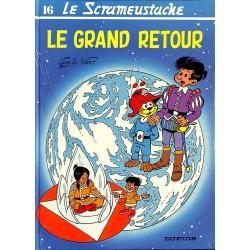 Bandes dessinées Le Scrameustache 16