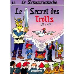Bandes dessinées Le Scrameustache 13