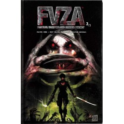 ABAO Bandes dessinées FVZA (Federal Vampire & Zombie Agency) 03