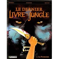 ABAO Bandes dessinées Le Dernier Livre de la jungle 02