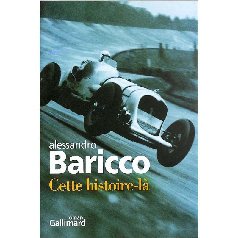 ABAO Romans Baricco (Alessandro) - Cette histoire-là.