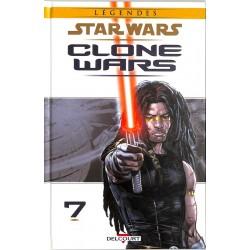 ABAO Bandes dessinées Star Wars Clone Wars 07