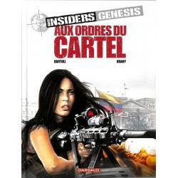 ABAO Bandes dessinées Insiders genesis 04