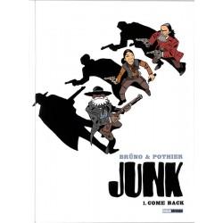 ABAO Bandes dessinées Junk 01