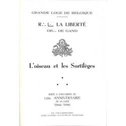 ABAO Franc-Maçonnerie R.·. L.·. La Liberté - L'Oiseau et les sortilèges.