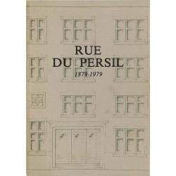 ABAO Franc-Maçonnerie Rue du Peril 1879-1979.