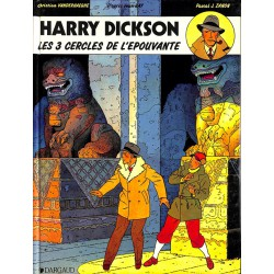 Bandes dessinées Harry Dickson 03