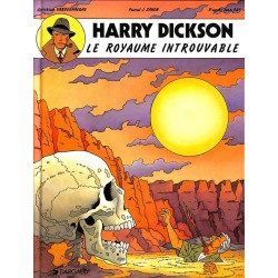 Bandes dessinées Harry Dickson 04
