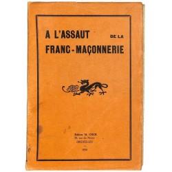 ABAO Franc-Maçonnerie Cock (Maurice) - À l'assaut de la franc-maçonnerie.