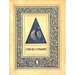 ABAO Philosophie Daanson (Edouard) - Pangnosis. Livre de l'humanité.
