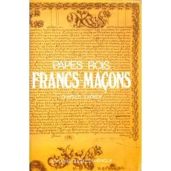 ABAO Franc-Maçonnerie Bokor (Charles V.) - Papes Rois francs-maçons.