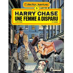 ABAO Bandes dessinées Harry Chase 01