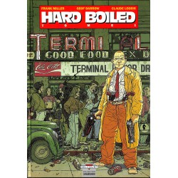 ABAO Bandes dessinées Hard Boiled 01