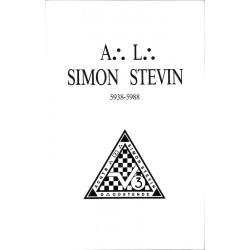 ABAO Franc-Maçonnerie A.·. L.·. Simon Stevin 5938-5988.