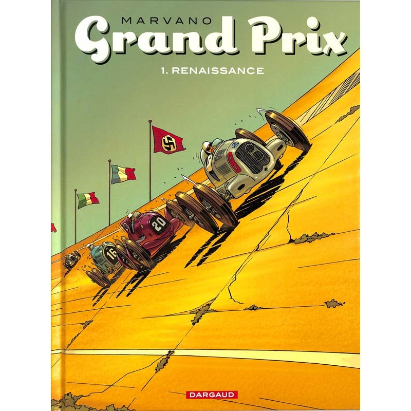 ABAO Bandes dessinées Grand Prix 01