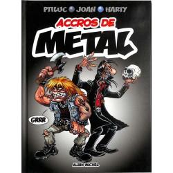 ABAO Bandes dessinées Accro de métal