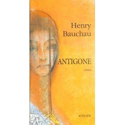 ABAO Romans Bauchau (Henry) - Antigone.