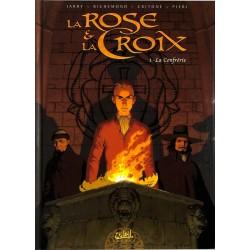 ABAO Bandes dessinées La Rose et la croix 01