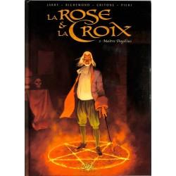 ABAO Bandes dessinées La Rose et la croix 02