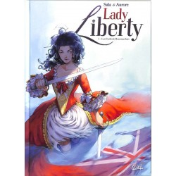ABAO Bandes dessinées Lady Liberty 03