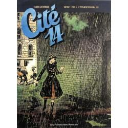 ABAO Bandes dessinées Cité 14 saison 2 04