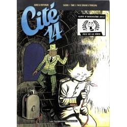 ABAO Bandes dessinées Cité 14 saison 2 05