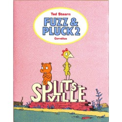 ABAO Bandes dessinées Fuzz & Pluck 02