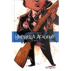 ABAO Bandes dessinées Umbrella academy 02
