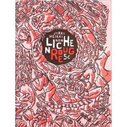 ABAO Bandes dessinées Lichen rouge