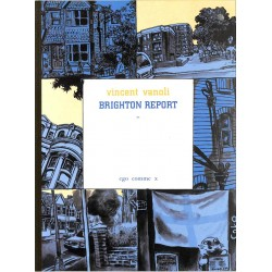 ABAO Bandes dessinées Brighton report