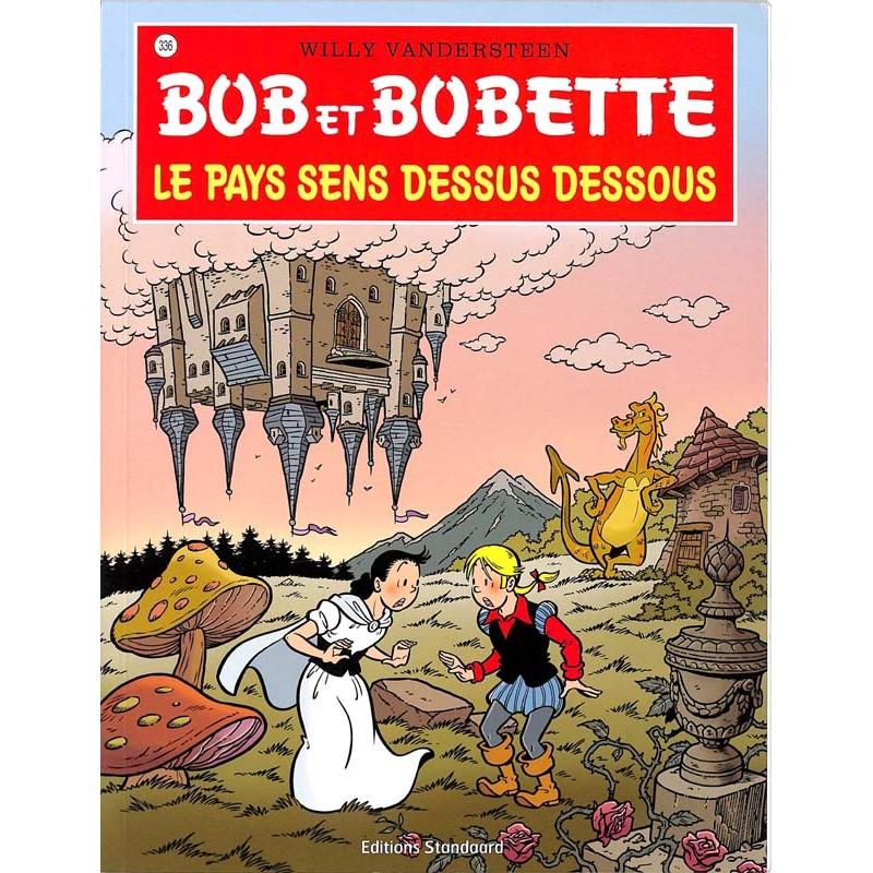 ABAO Bandes dessinées Bob et Bobette 336