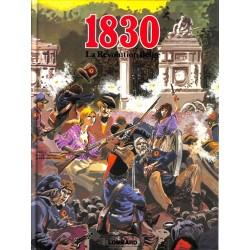 ABAO Bandes dessinées 1830, la révolution belge