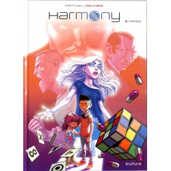 ABAO Bandes dessinées Harmony 02