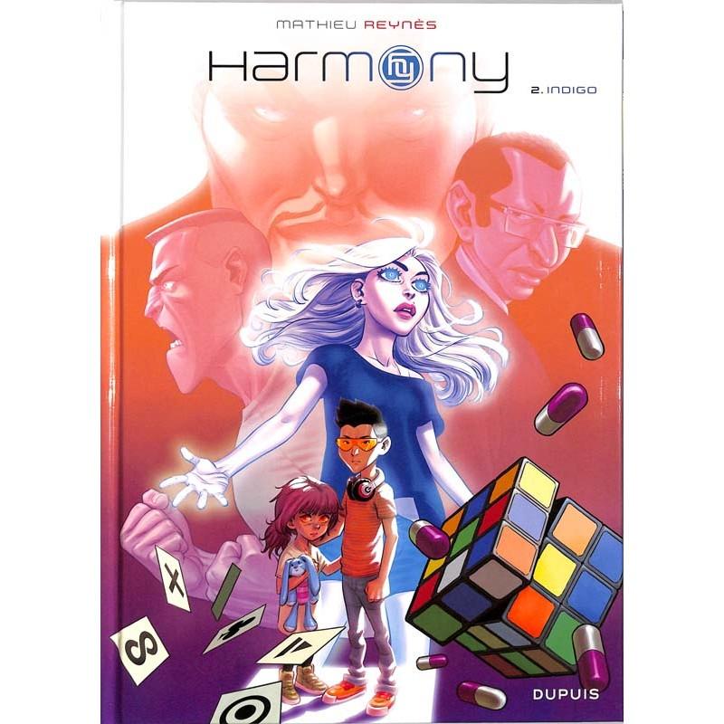 ABAO Bandes dessinées Harmony 02
