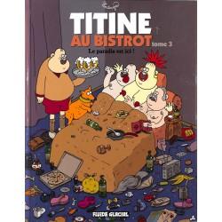 ABAO Bandes dessinées Titine au bistrot 03