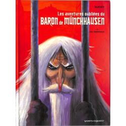 ABAO Bandes dessinées Les Aventures oubliées du Baron de Münchausen 01