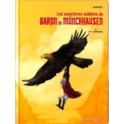 ABAO Bandes dessinées Les Aventures oubliées du Baron de Münchausen 02