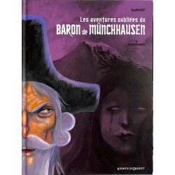 ABAO Bandes dessinées Les Aventures oubliées du Baron de Münchausen 03