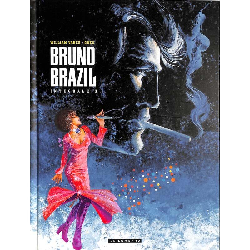 ABAO Bandes dessinées Bruno Brazil intégrale 03