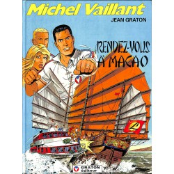 Bandes dessinées Michel Vaillant 43