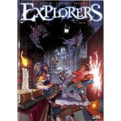 ABAO Bandes dessinées Explorers 01