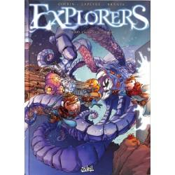 ABAO Bandes dessinées Explorers 03