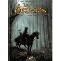 ABAO Bandes dessinées Les Druides 01