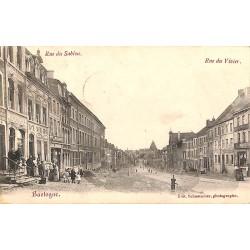 ABAO Luxembourg Bastogne - Rue du Sablon, Rue du Vivier.